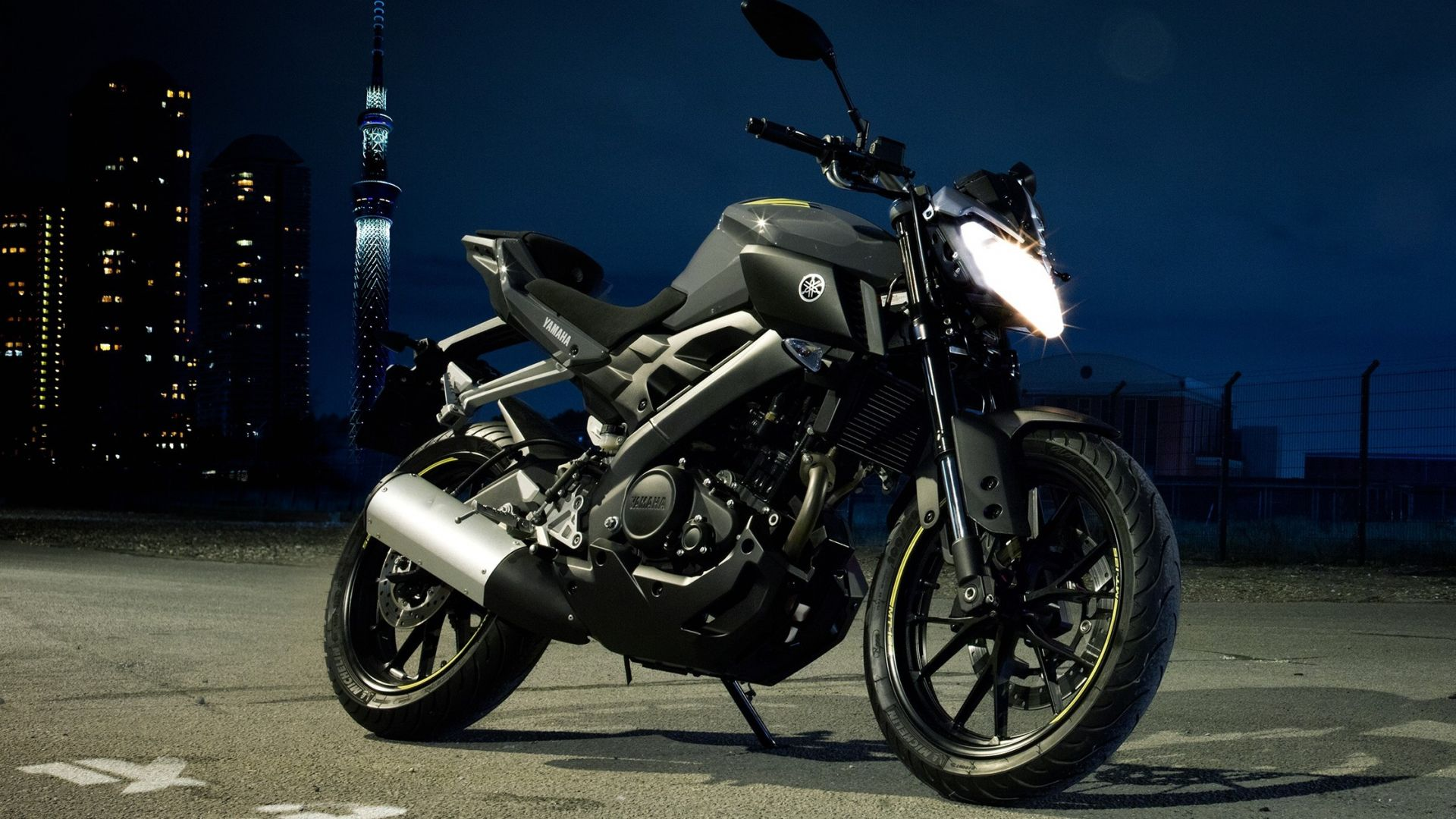 novit moto yamaha mt 125 2016 motorbox. Black Bedroom Furniture Sets. Home Design Ideas