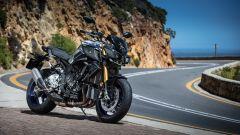 Yamaha mette il turbo... alla MT-10. Ecco i brevetti e le foto - Immagine: 1