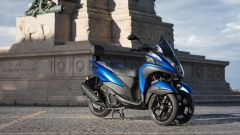 Yamaha MWS Tricity