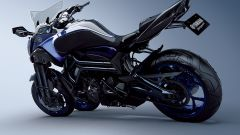 Yamaha MWT-9: la nuova tre ruote al Salone di Tokyo 2017? - Immagine: 6