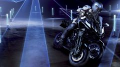 Yamaha MWT-9: la nuova tre ruote al Salone di Tokyo 2017? - Immagine: 1
