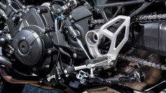 Yamaha Niken 2018 dettaglio motore