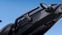 Yamaha Niken 2018 dettaglio sellino