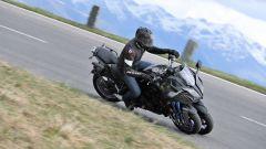 Yamaha Niken 2018: il test ride
