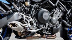 Yamaha Niken 2018 motore