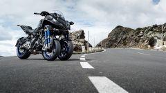 Yamaha Niken 2018: tre ruote di iwata