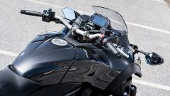 Yamaha Niken 2018 vista superiore