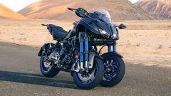 Yamaha Niken: da Iwata arriva la moto a tre ruote