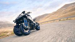 Yamaha Niken: la moto a tre ruote a Eicma 2017 [VIDEO]  - Immagine: 5