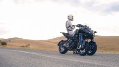Yamaha Niken: la moto a tre ruote a Eicma 2017 [VIDEO]  - Immagine: 7