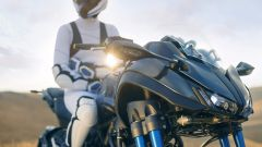 Yamaha Niken: la moto a tre ruote a Eicma 2017 [VIDEO]  - Immagine: 17