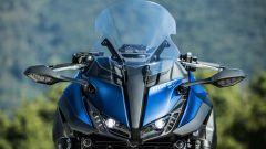 Yamaha Niken GT: ha il parabrezza più alto