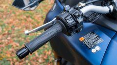 Yamaha Niken GT: il blocchetto elettrico sinistro multifunzione