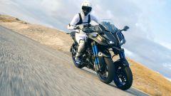 Yamaha Niken: ecco come va in piega la tre ruote di Iwata - Immagine: 3
