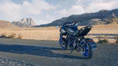 Yamaha Niken: ecco come va in piega la tre ruote di Iwata - Immagine: 5