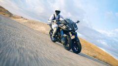 Yamaha Niken: ecco come va in piega la tre ruote di Iwata - Immagine: 7
