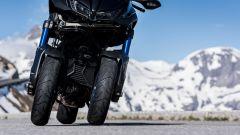 Yamaha Niken: le Alpi il suo terreno preferito