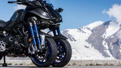 Yamaha Niken 2018: la prova su strada - Immagine: 16