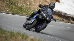 Yamaha Niken sarà la moto ufficiale del Giro d'Italia fino al 2021