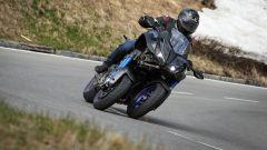 Yamaha Niken nella prova di MotorBox