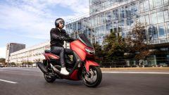 Yamaha NMax 155: data d'arrivo e prezzo dello scooter