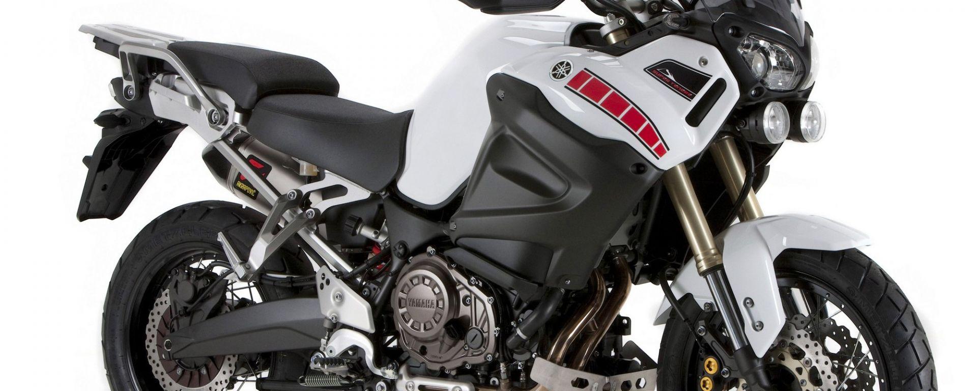 Yamaha: nuovo colore per la Super Ténéré