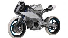 Yamaha PES2: la moto a due ruote motrici - Immagine: 1