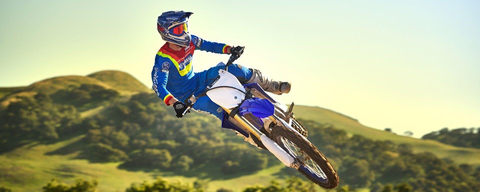 Yamaha: presentata la nuova gamma enduro