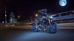 Yamaha MT-09 SP: più sportiva con le sospensioni Ohlins - Immagine: 2