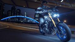 Yamaha MT-09 SP: più sportiva con le sospensioni Ohlins - Immagine: 3