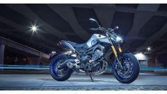 Yamaha MT-09 SP: più sportiva con le sospensioni Ohlins - Immagine: 7