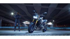 Yamaha MT-09 SP: più sportiva con le sospensioni Ohlins - Immagine: 1