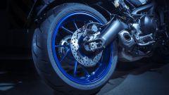 Yamaha MT-09 SP: più sportiva con le sospensioni Ohlins - Immagine: 16