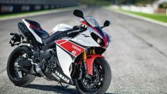 Yamaha R1 2012, arriva il traction control