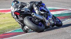 Yamaha R1 e R1M 2020: ottima fra i cordoli