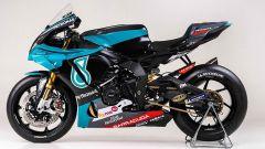 Yamaha R1 Petronas: per la cilcistica Ohlins e Brembo