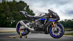 Yamaha R1M, R1, R3 e R125 2022: nuovi colori