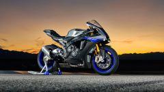 Yamaha R1M: vista laterale