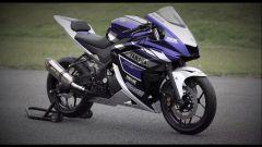Yamaha R25 - Immagine: 4