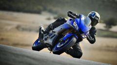 Yamaha R3 2019: stile R1, prestazioni e ciclistica migliorate - Immagine: 3