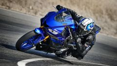 Yamaha R3 2019: stile R1, prestazioni e ciclistica migliorate - Immagine: 4
