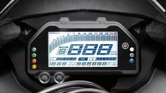 Yamaha R3 2019: stile R1, prestazioni e ciclistica migliorate - Immagine: 10