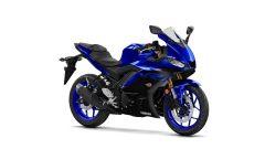 Yamaha R3 2019: stile R1, prestazioni e ciclistica migliorate - Immagine: 9