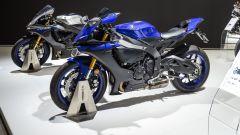 Nuova Yamaha YZF-R3, live da Eicma 2018