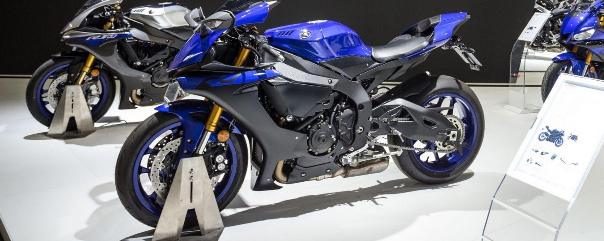 Yamaha R3 2019: stile R1, prestazioni e ciclistica migliorate