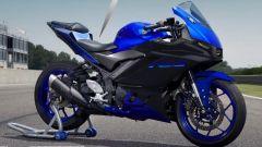 Yamaha R3 2022, come è fatta: motore, caratteristiche. Foto spia