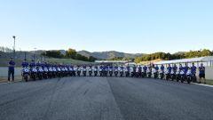 Yamaha R3 Cup: i piloti iscritti lo scorso anno schierati sul Mugello Circuit