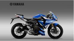 Yamaha R5 by Bezzi, tornano le sportive da 500 cc? - Immagine: 1