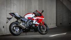 Yamaha R6 2019: dal Giappone arriva la livrea del ventennale - Immagine: 1