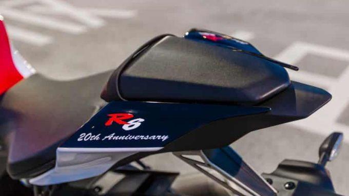 Yamaha R6 20°Anniversario